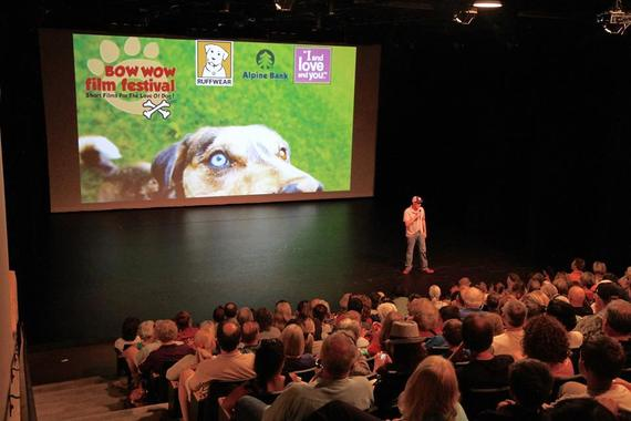 Experience a Bow Wow Film Festival