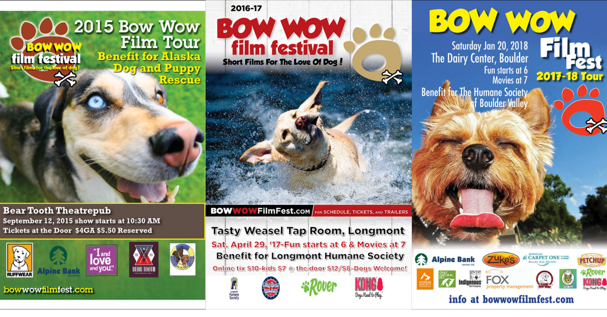 Face of Bow Wow Poster Contest